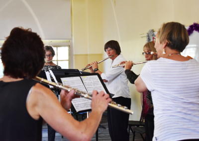 Adult Flute Group