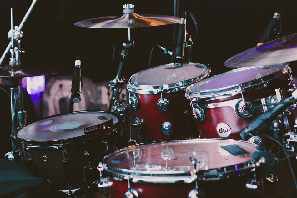 Drum Kit Lessons: 10+ Years
