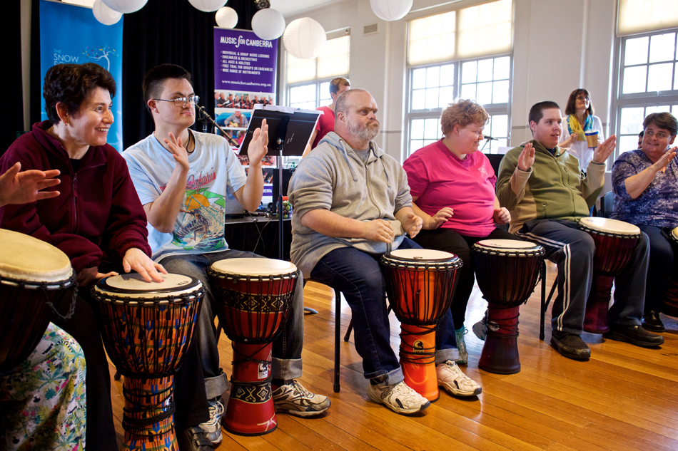 Music Craft for Young People with Disability 15 – 25yrs