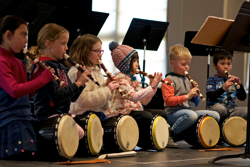 Recorder Group Lessons: 5+ Years
