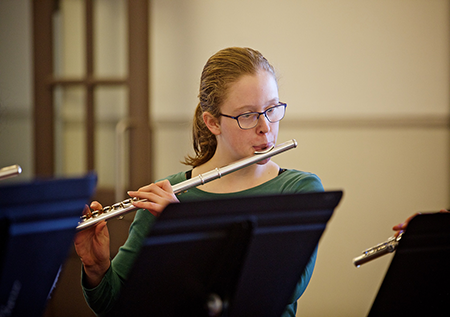 Quantz Youth Flutes