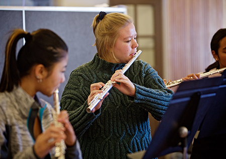 Telemann Youth Flutes