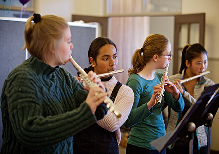 Boehm Youth Flutes