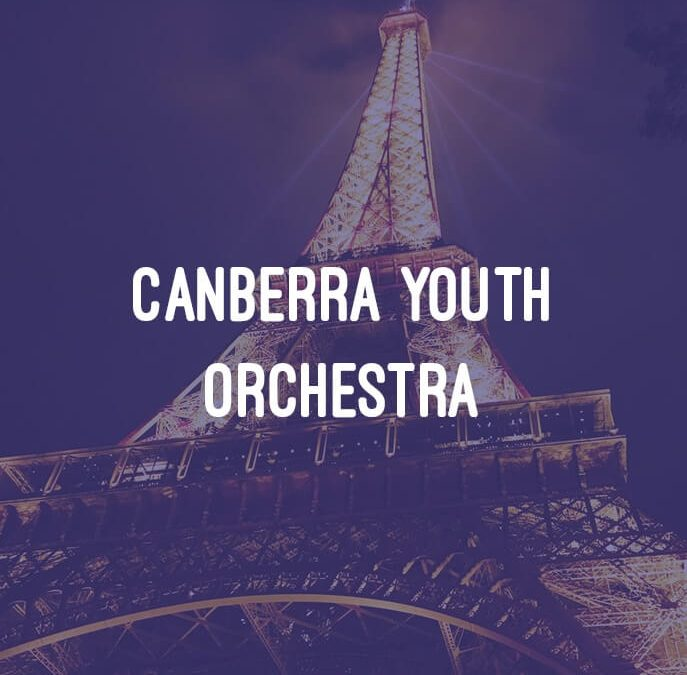 Canberra Youth Orchestra: European Extravaganza!