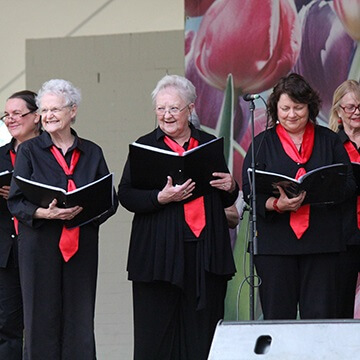 Seasoned Voices Choir