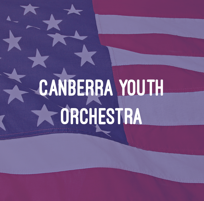 Canberra Youth Orchestra: Make America Great Again!