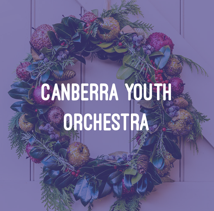 Canberra Youth Orchestra: Christmas with CYO!