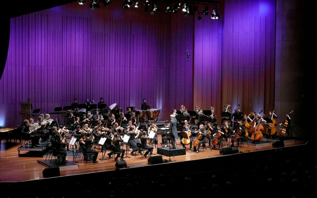 Music for Canberra Concerto Competition
